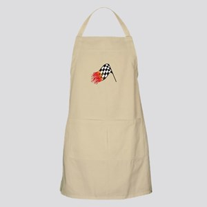 Hot Race Flag Apron