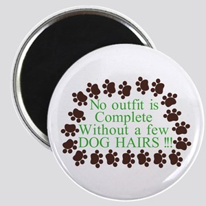 A Few Dog Hairs Magnets