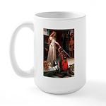 The Accolade & Cavalier King Trio Large Mug