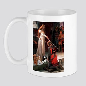 The Accolade & Cavalier King Trio Mug