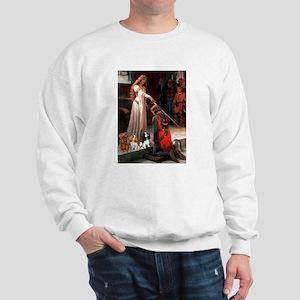 The Accolade & Cavalier King Trio Sweatshirt