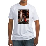 The Accolade & Cavalier King Trio Fitted T-Shirt