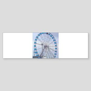 Helsinki's Circle Bumper Sticker