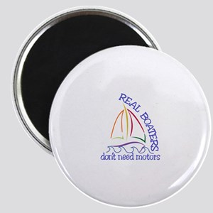 Real Boaters Magnets