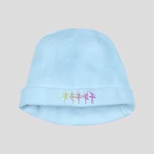 Ballerina Colors baby hat