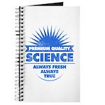 Science. Always Fresh. Always True. Journal