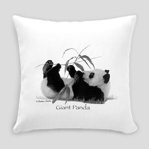 Giant Panda Everyday Pillow