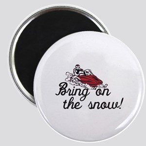 Bring on the Snow Magnets