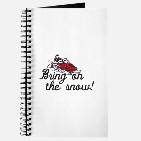 Bring on the Snow Journal