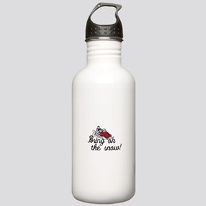 Bring on the Snow Water Bottle