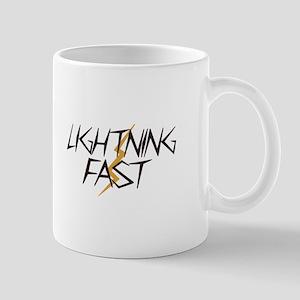 Lightning Fast Mugs