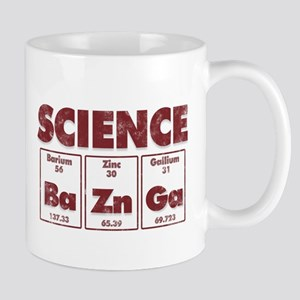 Science. Ba Zn Ga Mugs