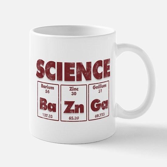 Science. Ba Zn Ga Mugs