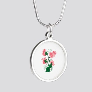Sweet peas Necklaces