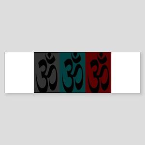 Om Bumper Sticker
