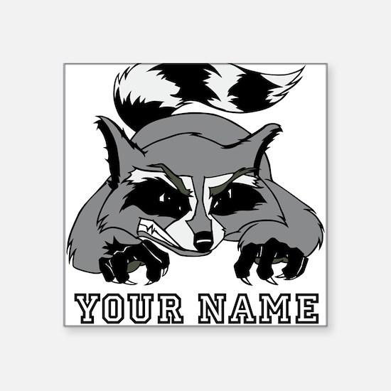 Raccoon (Custom) Sticker