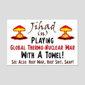 """Jihad"" Poster"