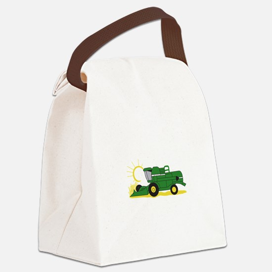 Combine Canvas Lunch Bag