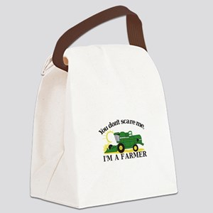 Im a Farmer Canvas Lunch Bag