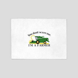 Im a Farmer 5'x7'Area Rug