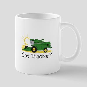 Got Tractor? Mugs