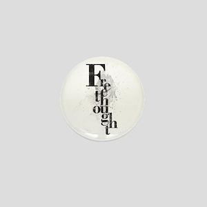 Freethought Mini Button