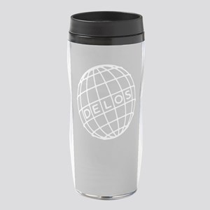 Westworld Delos Globe 16 oz Travel Mug