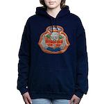 USS HONOLULU Women's Hooded Sweatshirt