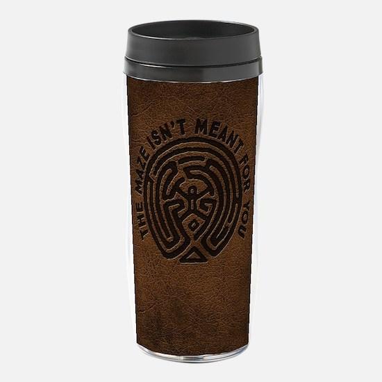 WW Maze Isn't Meant For You 16 oz Travel Mug
