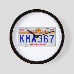 KMA 367 Wall Clock