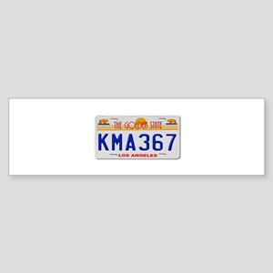 KMA 367 Bumper Sticker