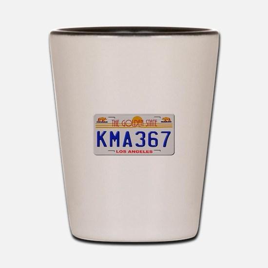 KMA 367 Shot Glass