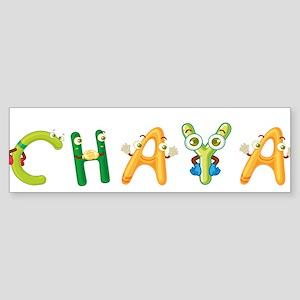 Chaya Bumper Sticker