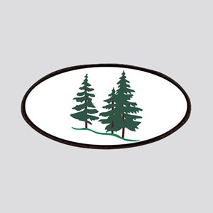 Evergreen Trees Patch