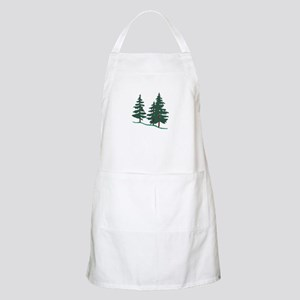 Evergreen Trees Apron