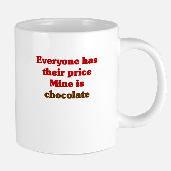 Chocolate Lover Mugs