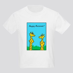 Happy Passover Kids Light T-Shirt