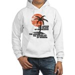 The Island of Knowledge Hoodie