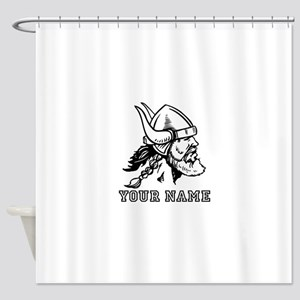 Viking (Custom) Shower Curtain