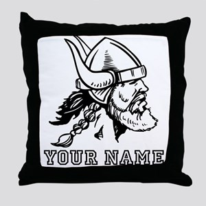 Viking (Custom) Throw Pillow