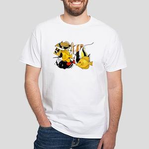 Hawaiian Fish T-Shirt
