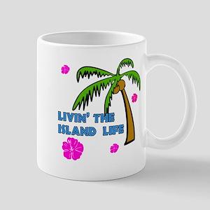 Livin' the Island Life Mug