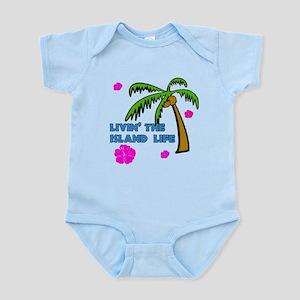Livin' the Island Life Infant Bodysuit