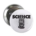 """Science! Happy Day! 2.25"""" Button (10 Pack)"""