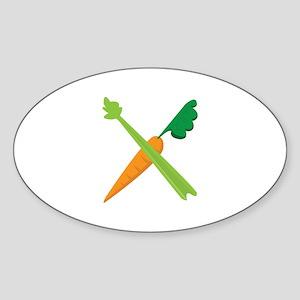 Celery & Carrot Sticker