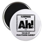 The Element Of Surprise Magnets