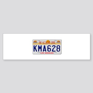 KMA 628 Bumper Sticker