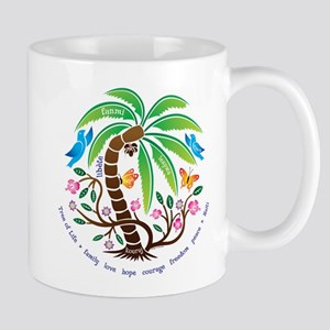 Mug/Tree of Life/Tropical