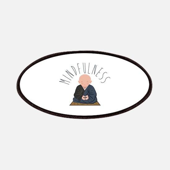 Meditation Mindfulness Patch