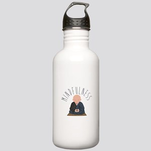 Meditation Mindfulness Water Bottle